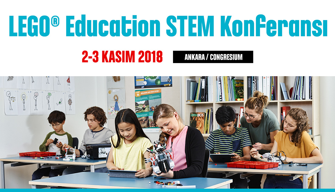 LEGO® Education STEM Konferansı