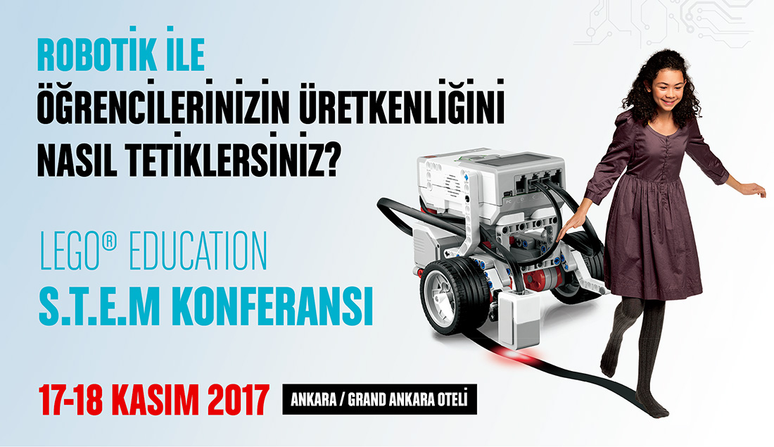 LEGO® Education S.T.E.M. Konferansı